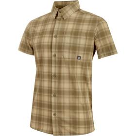 Mammut Trovat Trail Shortsleeve Shirt Men olive